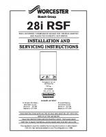 Worcester 28i RSF